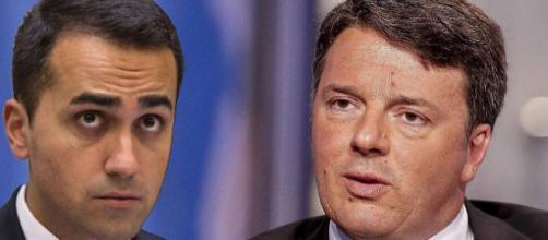 Renzi contrario a un governo tra M5S e Pd