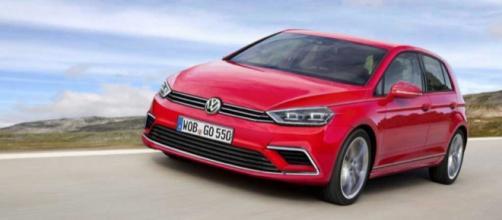 Volkswagen Golf VIII mild hybrid