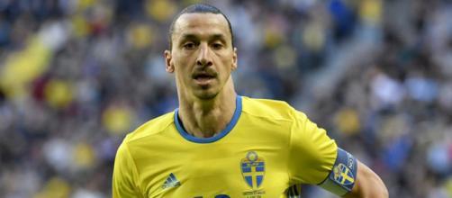 Zlatan Ibrahimovic non parteciperà ai Mondiali 2018 in Russia - europacalcio.it