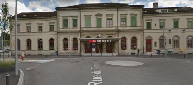 A tragédia obrigou ao encerramento da estação ferroviária