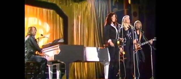 ABBA offers a gift of first new music in 35 years to fans, and a virtual tour to follow. Screencap Falner888/YouTube