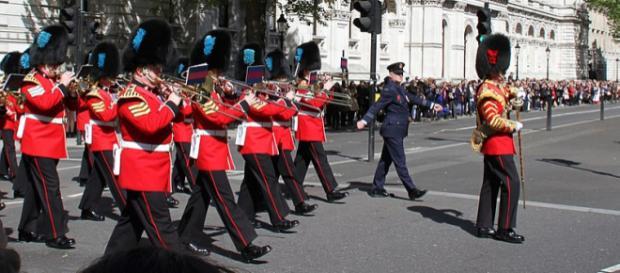 Anzac Day Parade (Image credit – Tony Hisgett, Wikimedia Commons)