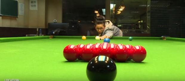Asia's snooker queen Ng On-yee - Image credit - WION | YouTube