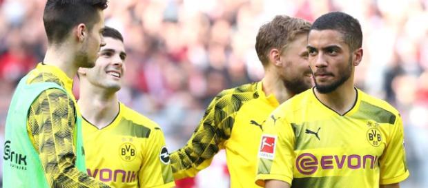 Borussia Dortmund: Jeremy Toljan zum VfB Stuttgart? - derwesten.de