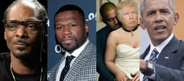 Caos negli USA dopo le dichiarazioni di Kanye West a sostegno del presidente Trump