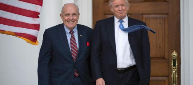 El exalcalde de Nueva York es el nuevo abogado de Trump - Diario ... - laprensa.hn