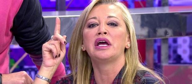 Lío entre Belén Esteban y Telecinco.