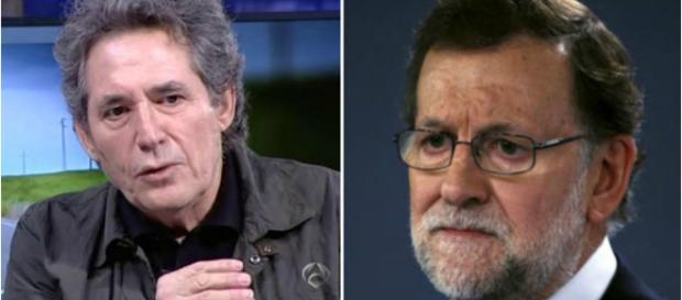 Miguel Ríos y Rajoy en imagen de archivo
