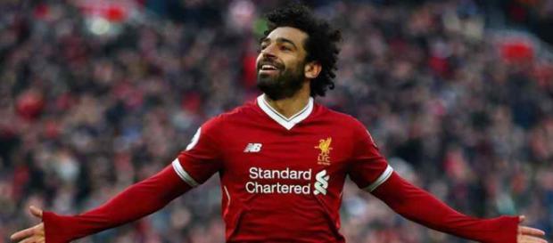 Mohamed Salah é a grande revelação da temporada