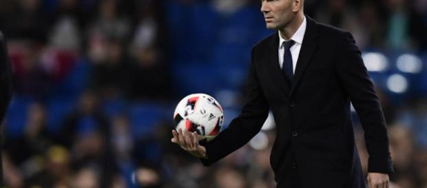 El fuerte mensaje de Zidane para el Real Madrid