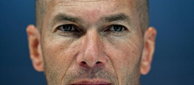 Zidane pudiera cambiar de aires