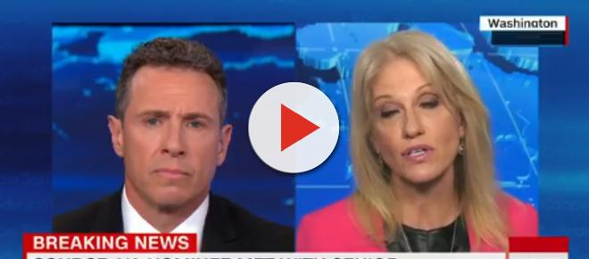 Conway humiliated after defending Ronny Jackson from 'abusive' allegations