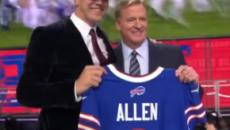 Did the Buffalo Bills draft the wrong Josh with Allen pick?