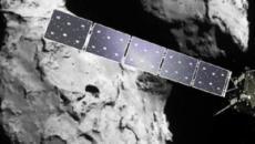 El cometa Rosetta comenzó con un beso y terminó como un pato