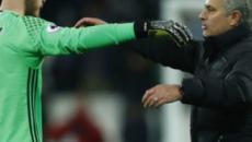 Mourinho deja claro donde jugará De Gea el próximo año