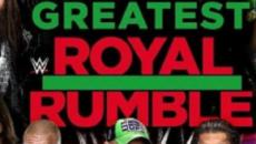 WWE Greatest Royal Rumble - Cena victorious over Triple H