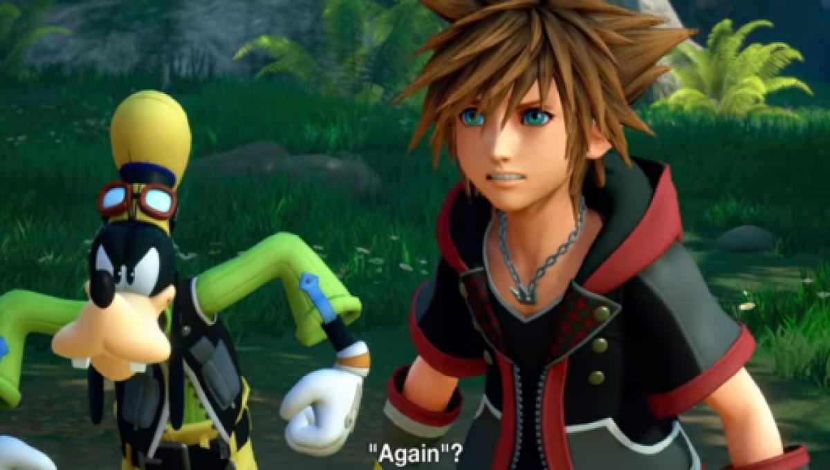 e03e98af5cf  Kingdom Hearts 3  PS4 release date