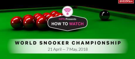 Campeonato Mundial de Snooker 2018 | Cómo ver en vivo en línea - my-private-network.co.uk