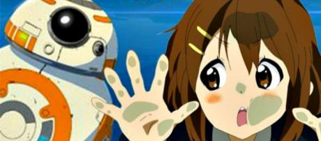 El anime se hará presente en Star Wars.