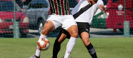 Fluminense e Vasco se enfrentaram na semifinal do carioca sub-20