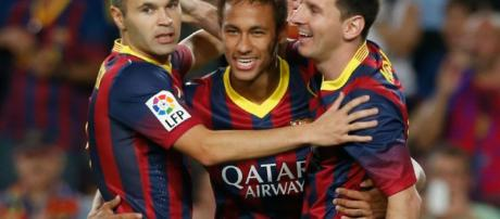 Iniesta comme Messi - Football - Sports.fr - sports.fr