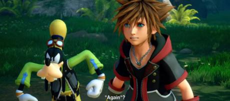 KINGDOM HEARTS III – D23 Expo Japan 2018 Monsters, Inc. Trailer [Image Credit: Kingdom Hearts/YouTube screencap