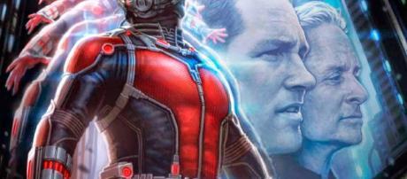 Nuevas fotos de Michael Douglas en el rodaje de 'Ant-man' · No es ... - noescinetodoloquereluce.com