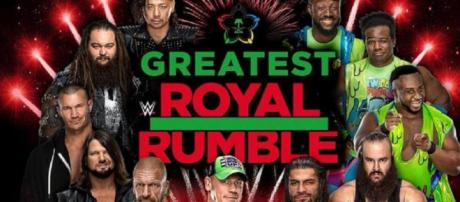 The time is now for the Greatest Royal Rumble.