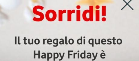 Vodafone Happy Friday, una rivista in regalo per un anno questa settimana (Leggo.it)
