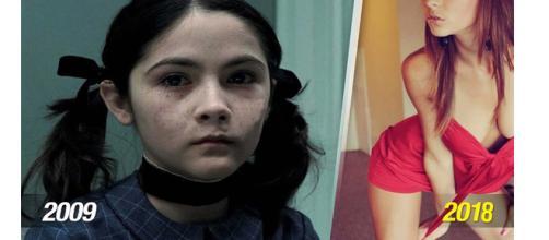 A atriz mudou totalmente e impressiona