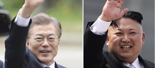 Ambos dirigentes se reúnen para firmar la paz y dar un nuevo impulso a sus relaciones