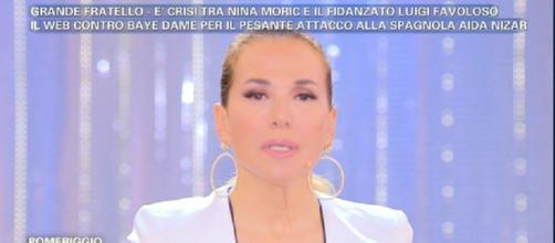 #Barbara D'Urso si dichiara dalla parte di #Aida Nizar. #BlastingNews