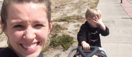 'Counting On' star Jill Duggar shares car seat trick / Photo via Jill Dillard, Instagram