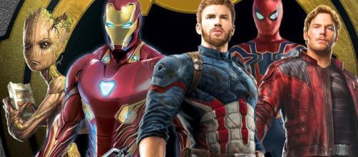 ¿cuántos personajes se presentan realmente en Vengadores: guerra infinita?