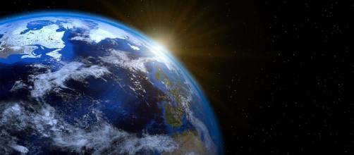 Earth Planet World ·(Image via geralt/Pixabay)