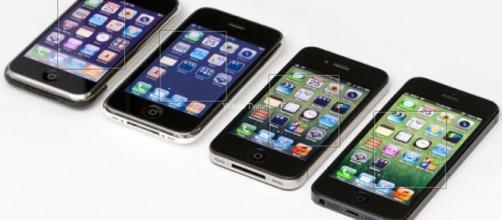 Generations of iPhones - Image credit - Yutaka Tsutano   Flickr