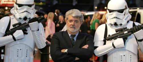 George Lucas dirigió una escena clave de Han Solo: Una Historia