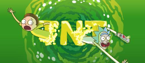 Las negociaciones existen para la tercera temporada de Rick & Morty.