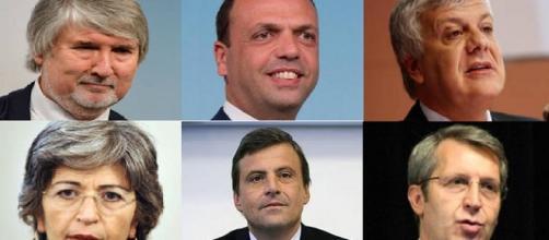 Ministri e sottosegretari non rieletti o non ricandidati ma ancora in carica dopo due mesi dalle elezioni