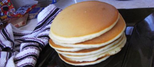 Practica y sencilla receta de pancakes