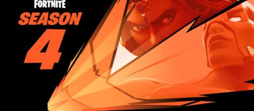 Second superhero image shown in 'Fortnite' meteor [Image via Fortnite/Facebook post]