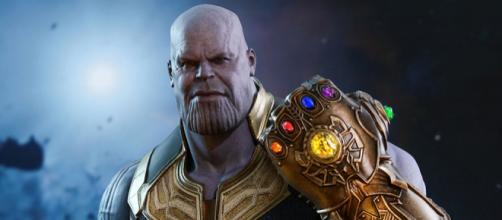 'Vengadores: Infinity War' todas las manos en el mazo
