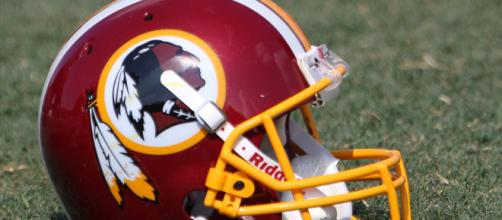 The Washington Redskins pick at 13 in the NFL draft. [image source: Keith Allison - Flickr]