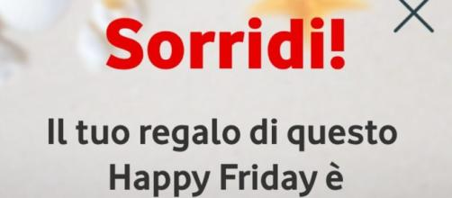 Vodafone Happy Friday, una rivista in regalo per un anno questa settimana (Leggo.it)