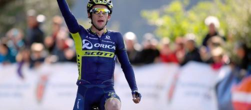 Yates ha tenido un excelente comienzo de año con dos victorias de etapa y un segundo puesto en la prestigiosa semana de París-Niza