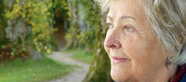 Auch im höheren Alter können Ruhe und Eigensinn einen gesünder erhalten.
