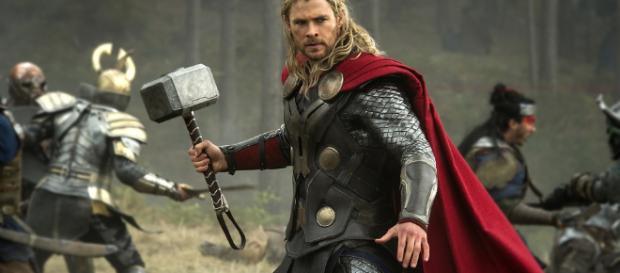 Chris Hemsworth is Very Bitter in this AVENGERS: INFINITY WAR BTS ... - nerdist.com