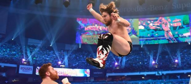 Daniel Bryan entered the 'Greatest Royal Rumble' match as the first competitor on Friday. [Image via WWE/YouTube]