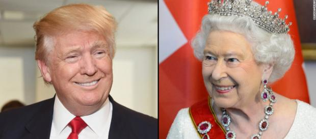 Donald Trump could meet the Queen in 2017 - CNNPolitics - cnn.com