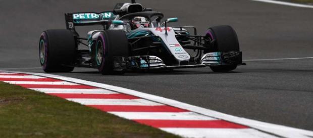 Hamilton sigue a Sebastian Vettel por nueve puntos después de tres carreras, después de dos victorias